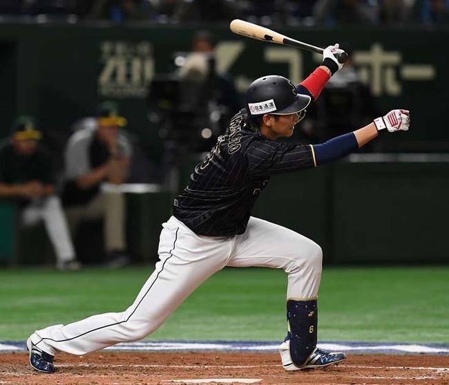 【朗報】坂本勇人さん、地味に出塁しまくってる