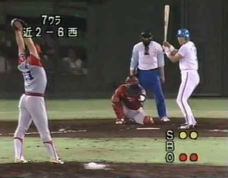ではここで則本が並んだらしい野茂英雄さんの1991年シーズンを振り返ってみましょう