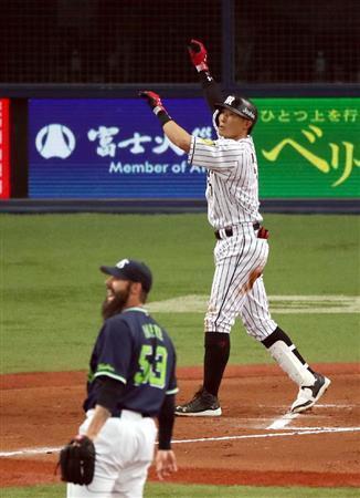 糸井嘉男(神).370 3本 10打点 OPS.1.241