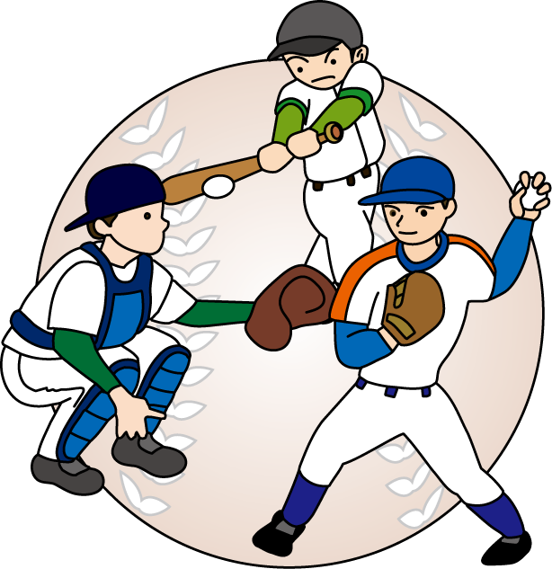 絵野球部イメージ