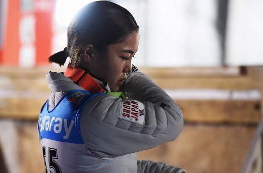 高梨沙羅さん、とうとうよくわからない無名選手にまで負けだす