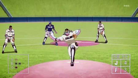 走者二塁 投手