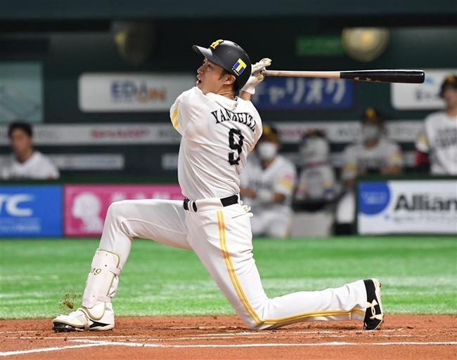 【動画】柳田悠岐さんの打球、あまりにもヤバすぎるwxwxxwxw