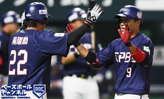 【争奪戦】台湾4割打者・王柏融が日本球界に電撃移籍か