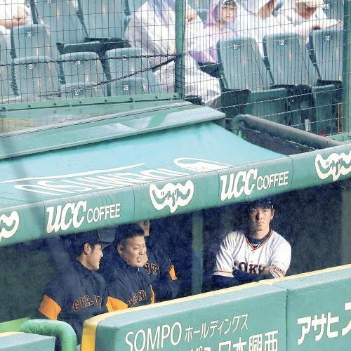 【悲報】巨人・長野、村田ヘッドコーチに見守られながらフォーム修正