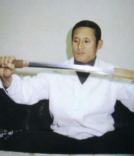 有藤 日本刀