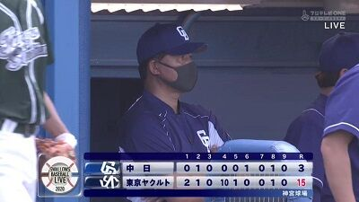 【中日】ビシエド2HR!周平猛打賞!堂上代打HR!投げては岡田が9回を0失点に締める