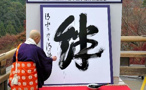 今年の漢字12
