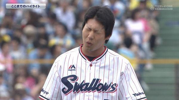 今日のT-山田の三振・・・・・