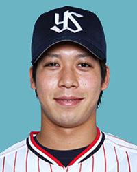 山田哲人 .255 2本 6点 3盗塁(47-12)