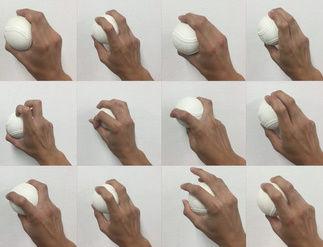 1番好きな変化球の擬音