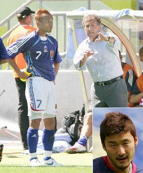 【悲報】中田英寿さん、幼稚園児みたいな理由でスネてW杯代表チームをめちゃくちゃにしていた