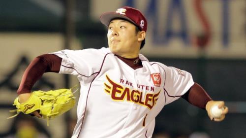 松井裕樹 8試合1勝0敗6S 9回 被安打3 与四球4 奪三振13 防御率0.00