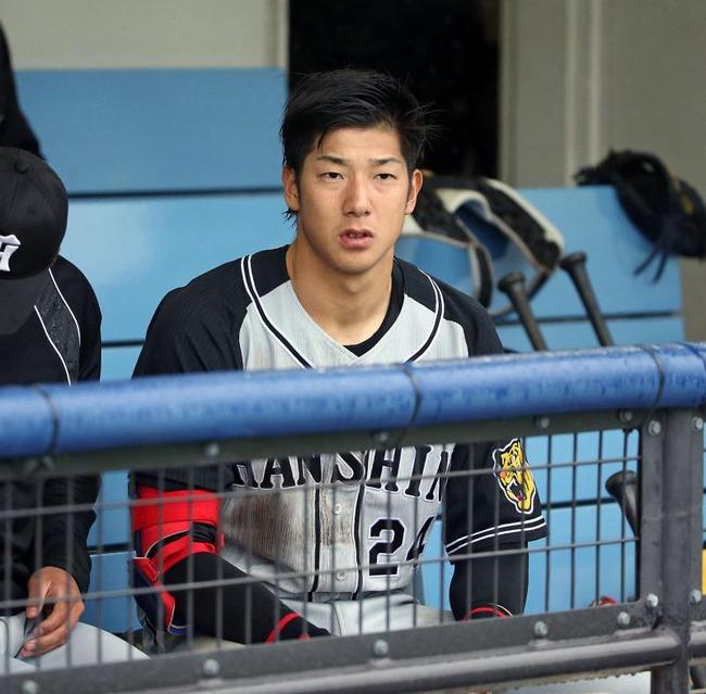 阪神・横田外野手 行方不明から約2ケ月経過も続報なし