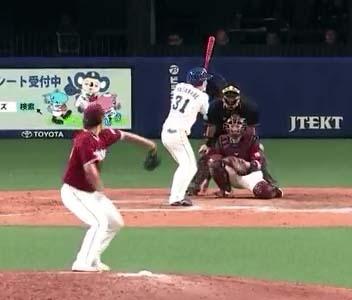 """昨日のT-安楽の""""不正投球""""wwww"""