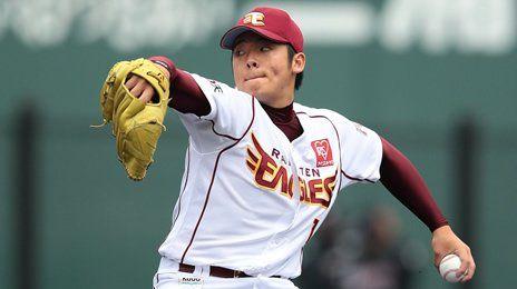 松井裕樹 10試合2勝0敗7S 11回 被安打3 与四球4 奪三振14 防御率0.00