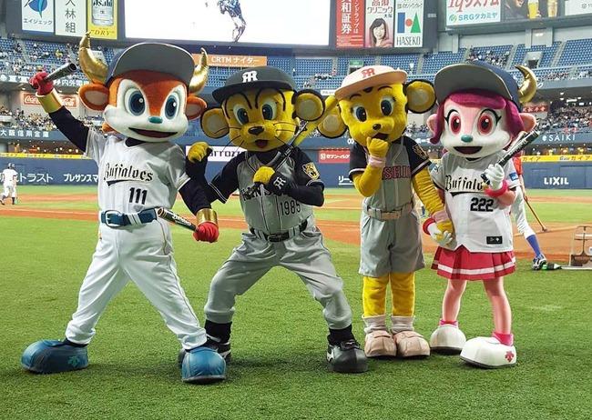 【悲報】阪神・オリックス合併で球団再編が加速との情報
