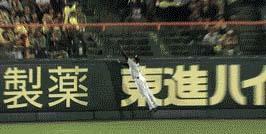 【阪神】昨日の7-6-3のダブルプレーでゲームセットが美しすぎるwww