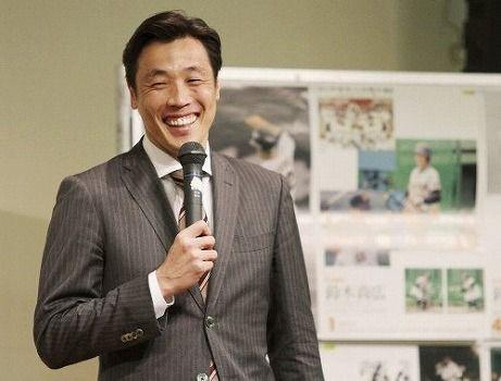 元巨人鈴木尚広さん、公式ホームページを開設する