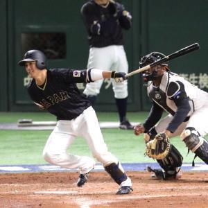 小林誠司 打率.500(14-7) 1本塁打 5打点 長打率.714 出塁率.466 OPS1.182