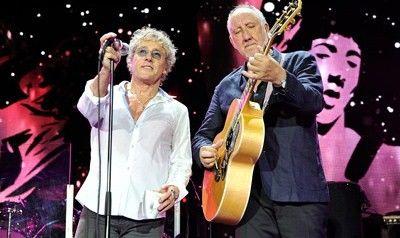 ザ・フー、ライブ活動から引退50周年記念ツアー