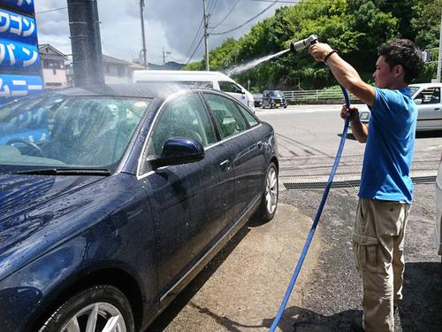 ミクロ 洗車