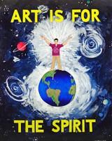アートは心のためにある