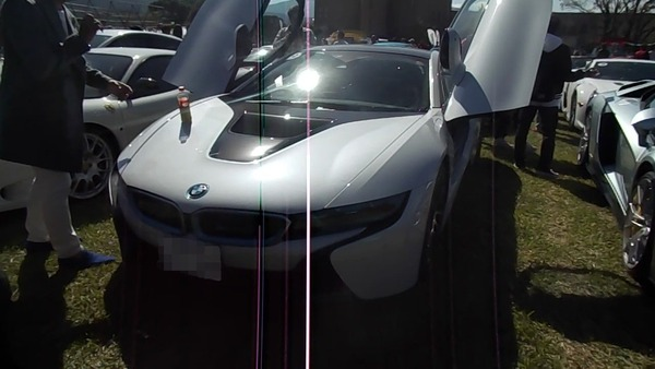 BMWガルウィング