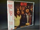 AC/DC/地獄のハイウェイ(1stプレス)