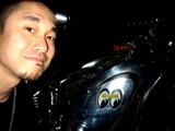俺とシンちゃんバイク