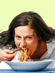 早食い 女性
