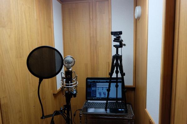 WEBカメラ PV撮影