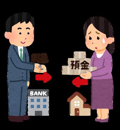 銀行預金 少ない金利
