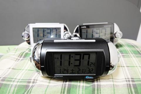 ライデン大音量目覚まし時計