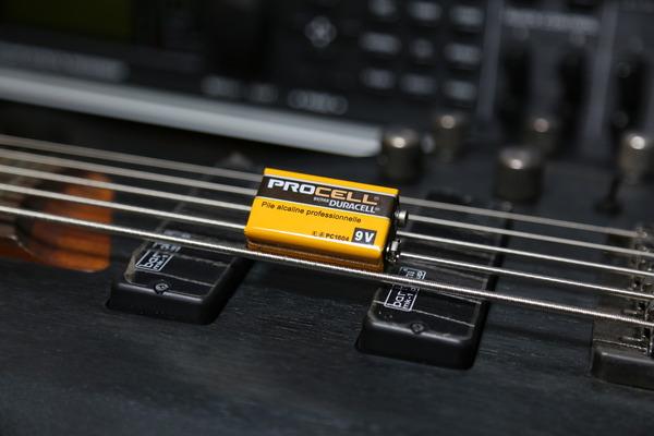 アクティブベース用アルカリ電池