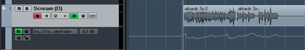 ウィスパーボイス_音量オートメーション