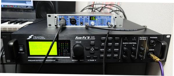 RME-FireFace-UC-+-Fractal-Audio-System-Axe-FXii-XL