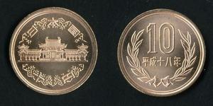 10円玉インシュレーター