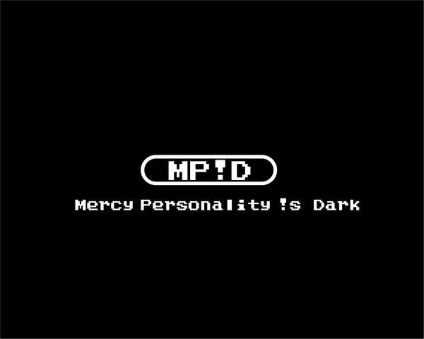 Mercy Personality !s Dark