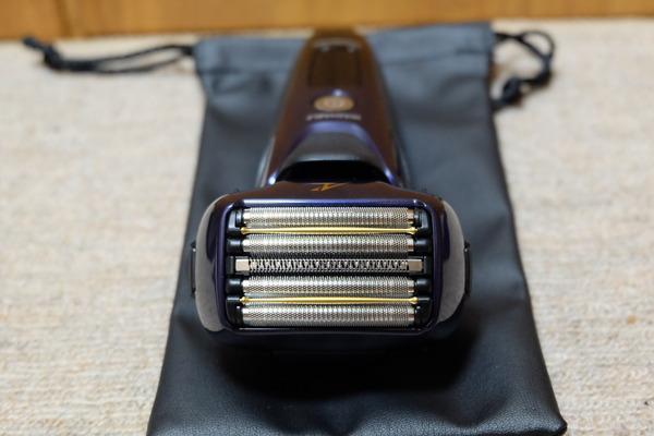 Panasonic ラムダッシュ ES-CLV7B-A (青) (8)
