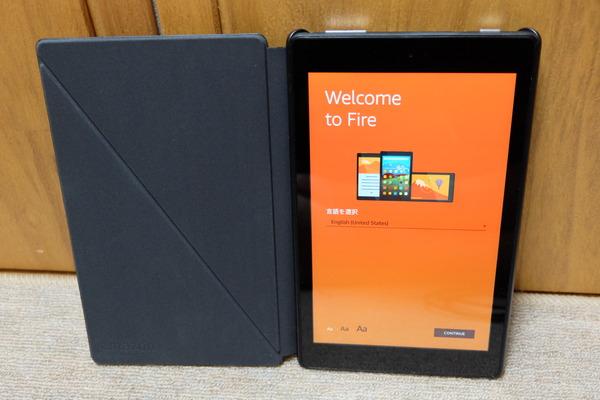 Amazon Kindle 「Fire HD」