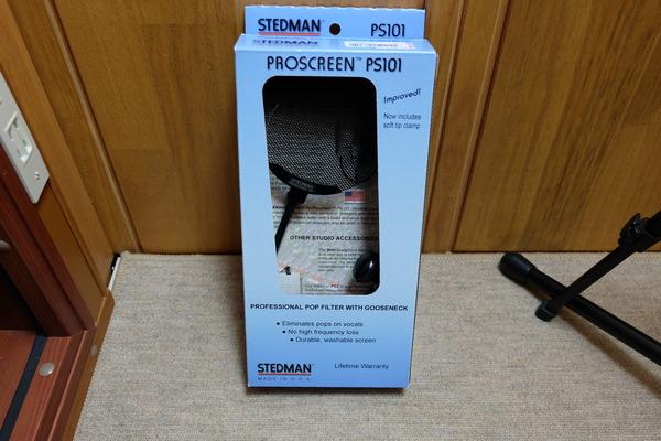 STEDMAN PROSCREEN101
