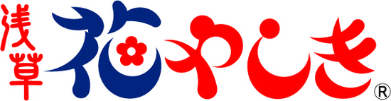 ロゴ 赤青横