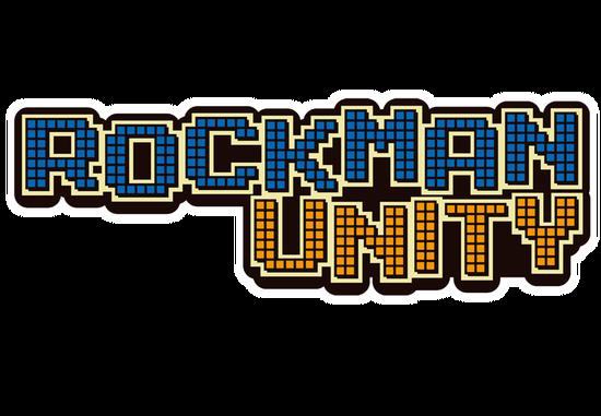 【フチあり】RockmanUnity