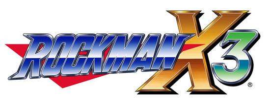 ROCKMAN_X3_logo