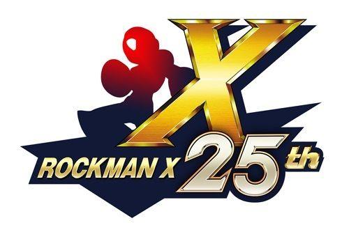 ロックマンX25thロゴ0821