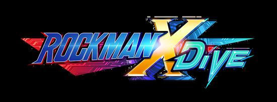 ROCKMAN X DiVE_logo0805_TM