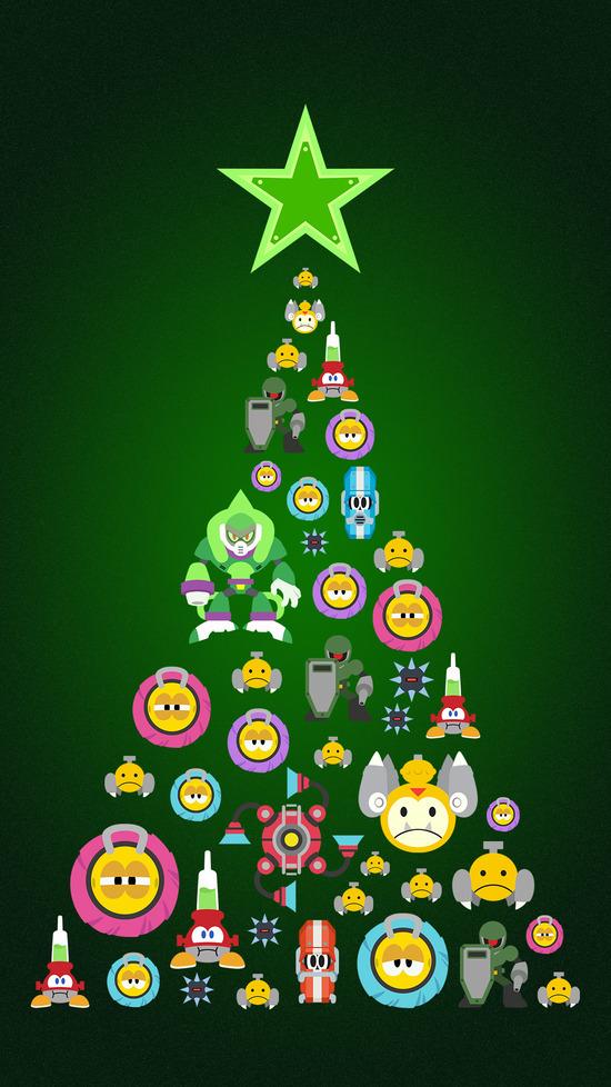 クリスマス_ツリー_タテ_アシッド