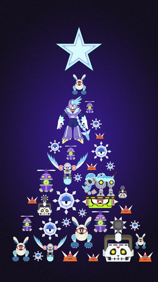 クリスマス_ツリー_タテ_ツンドラ