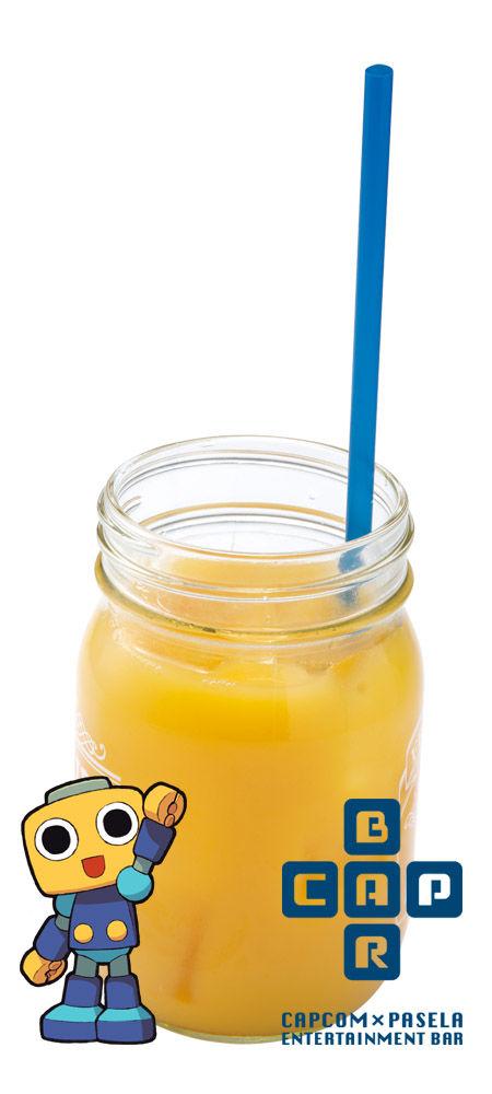 コブンのオレンジジュース2